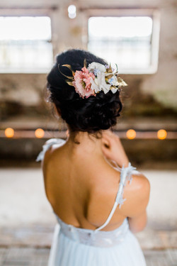 Brautfrisur berlin, Hochzeitsstyling