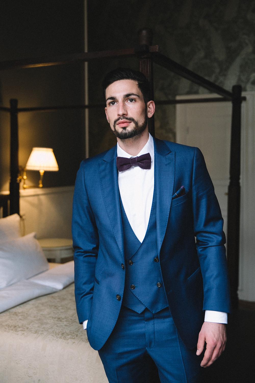 Hochzeit Anzug Mann Mybrotie fliege wedding berlin
