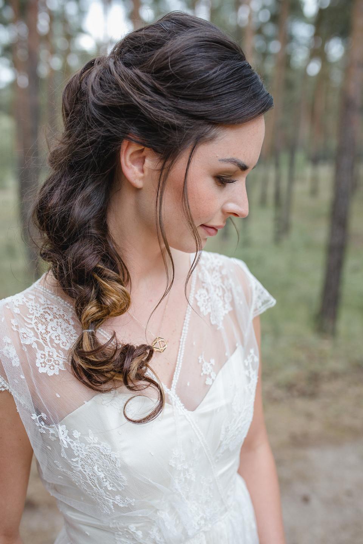 ein natürliches braut Make-up in berlin  Braut Hochzeit brautstyling brautmakeup brautfrisur , wald hochzeit berlin brandenburg