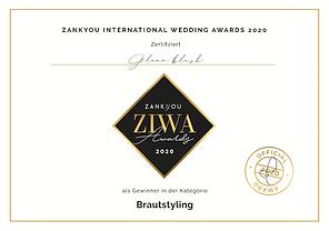 brautfrisur und brautmakeup hochzeitsstyling berlin und brandenburg Ziwa Award gewinner