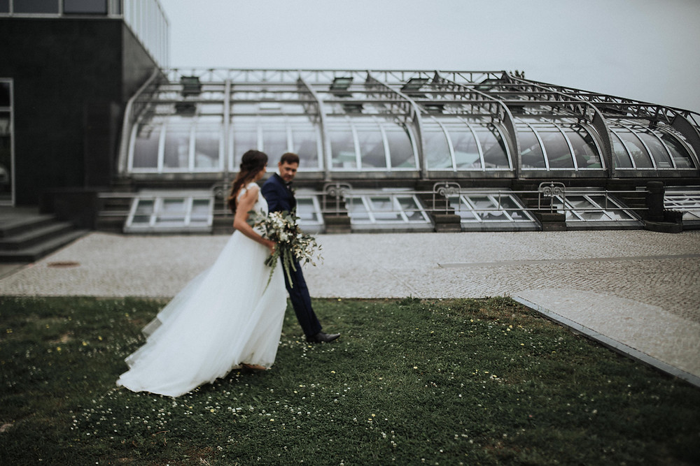 hochzeit berlin , botanischer Garten berlin , Trauung , braut , Honeymoon pictures , urbane braut berlin , Kreuzberg , mau berlin