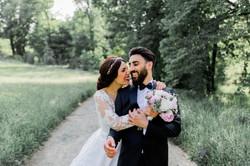 Hochzeit in berlin Brautstyling