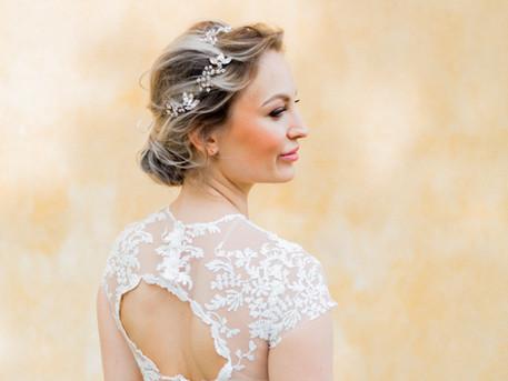 Frisuren Inspirationen veröffentlicht bei The Little Wedding Corner
