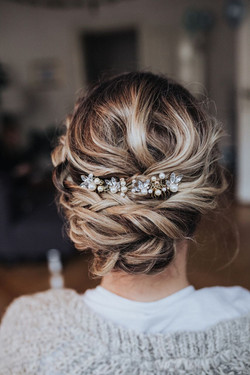 Brautschmuck Haarschmuck Hochzeit