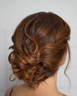 brautstyling Brautfrisur und Make-up