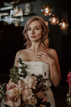 offene Brautfrisur für kurze haare in berlin