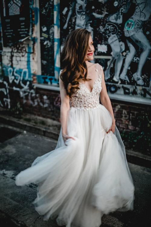 Brautfrisur berlin, Hochzeit