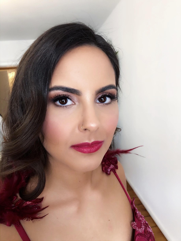 braut Make-up berlin