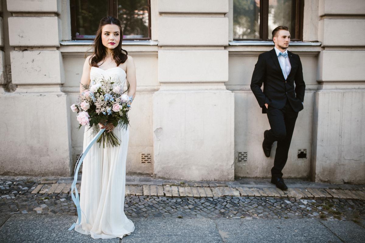 Visagist Hochzeit brautstyling berli