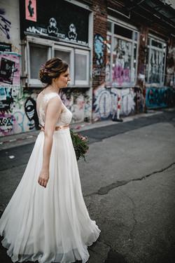 braut berlin Brautkleid