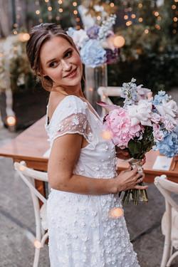 Brautstyling berlin, Hochzeit in der oberhafenkantine berlin