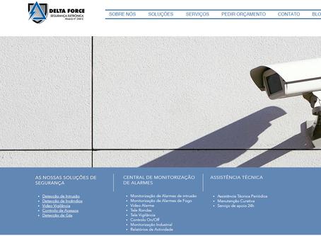 Delta Force lança novo Site