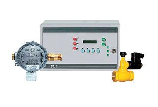 Deteção de gas