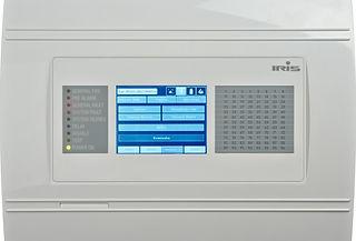 Sistema deteção de incêndios endereçavel