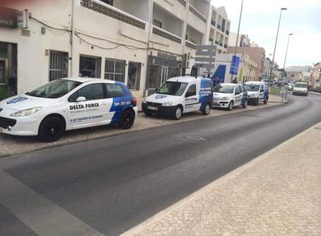 A Delta Force recruta no Algarve