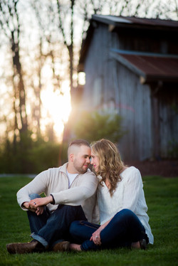 County Barn Engagement