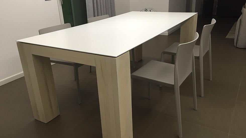 Tavolo in ferro e legno interior design - artntube
