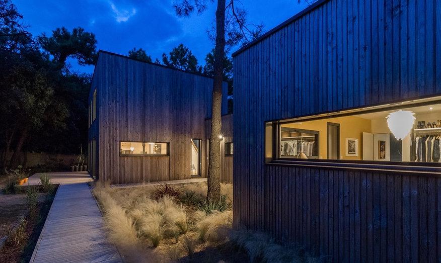 Maison 5 exterior - Architecture by RVRA+D