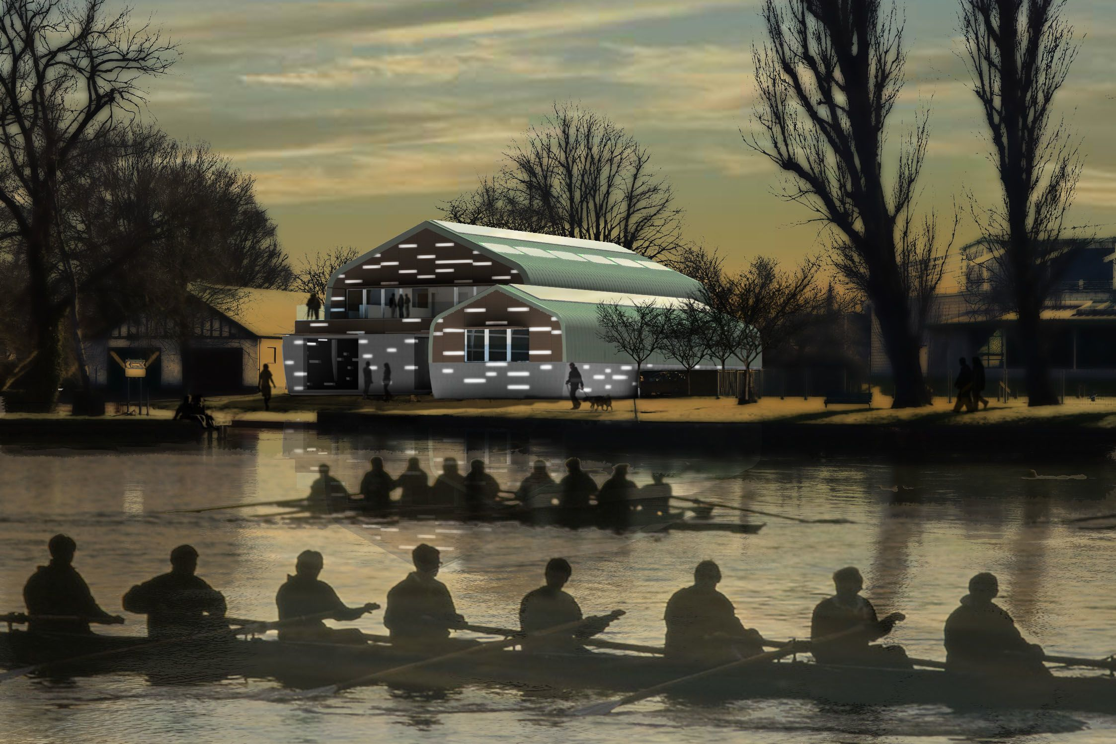 Windsor Boathouse