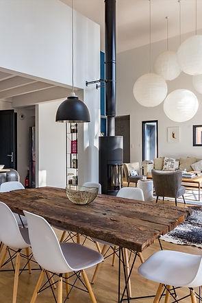 Maison 5 lounge - Architecture by RVRA+D