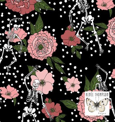 Skelotons & Wild Roses