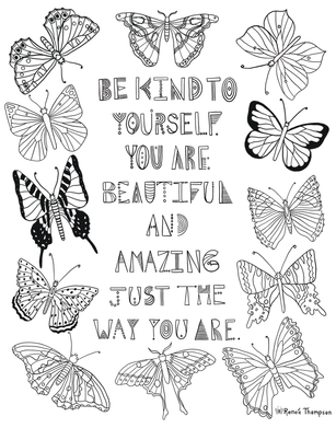 You Are Beautiful And Amazing