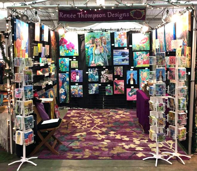 2019 Art Booth