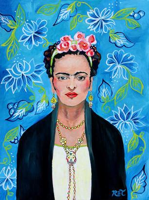 Thank You Frida.
