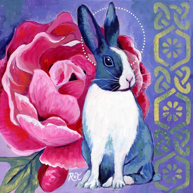 Rosy Bunny