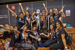 FRC Regionals 2015