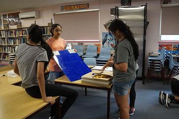 FRC 4802, robotics, STEM, FIRST, Blacktown Girls, UMM