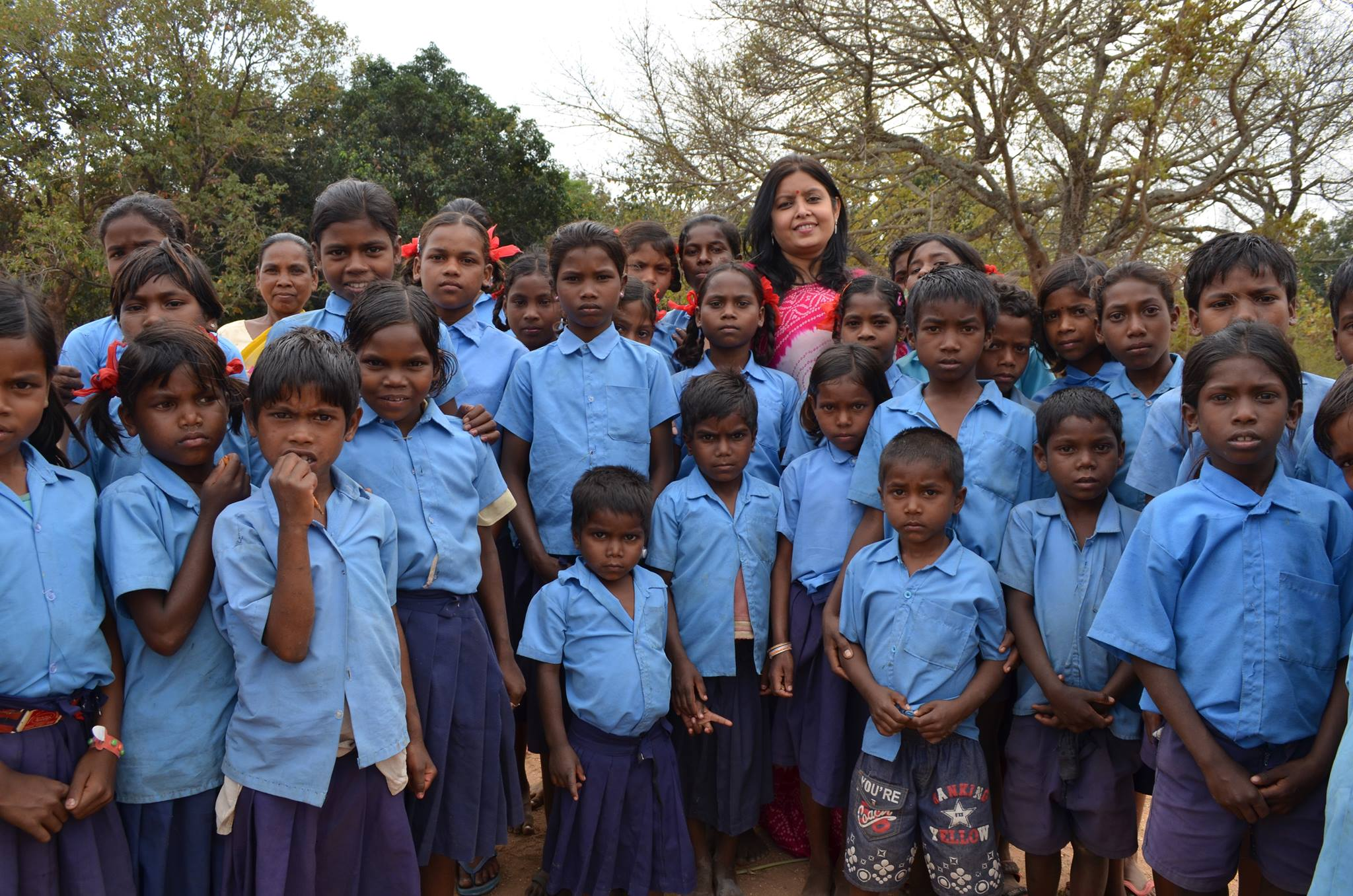 Aahan Foundation- School Children