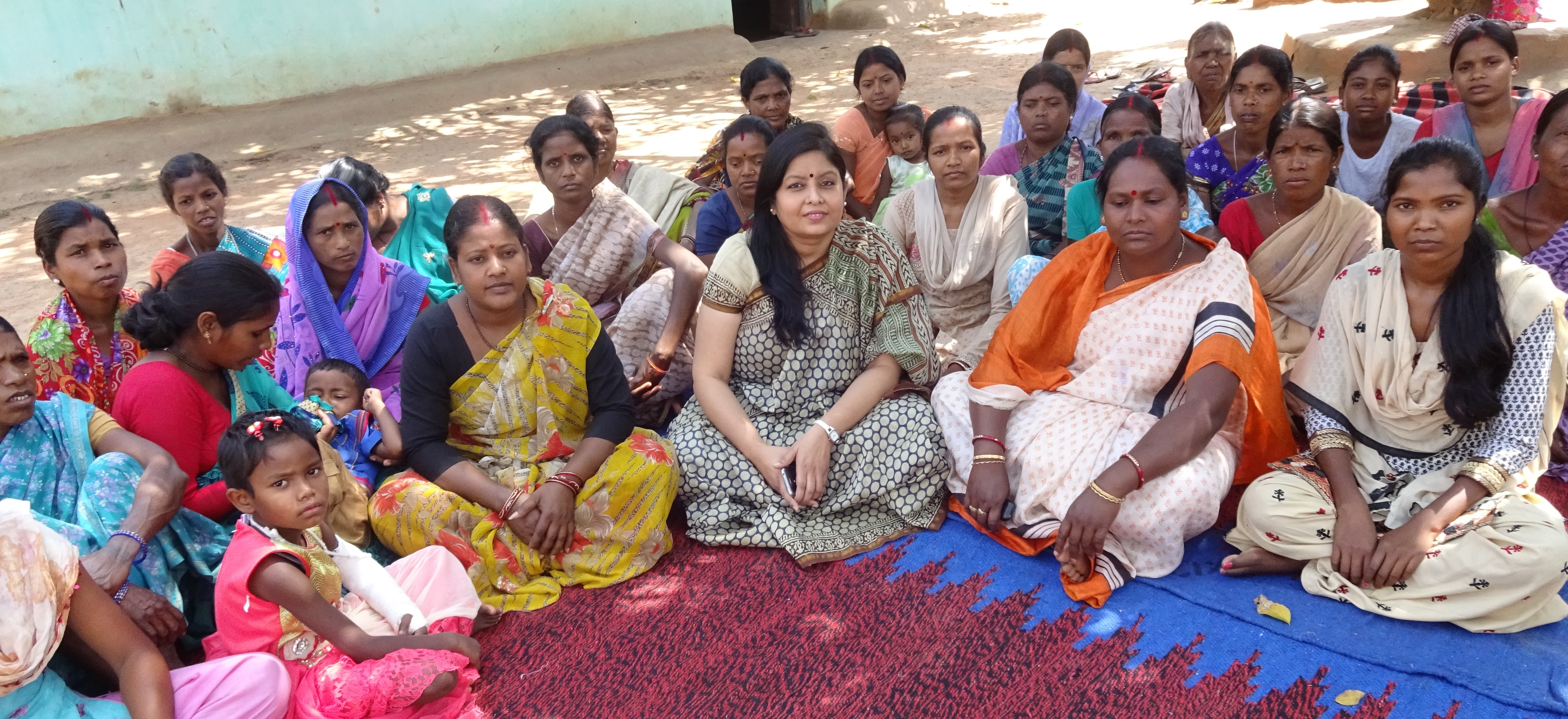Women of Self-Help Group