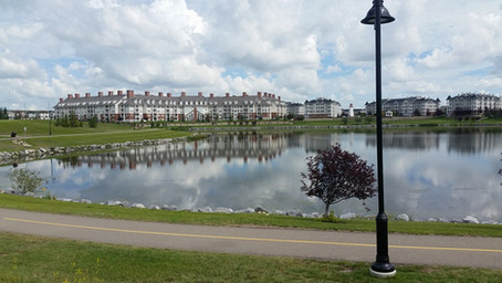 Town Centre Stormwater Pond
