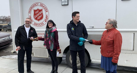 Giving Back During the COVID-19 Pandemic