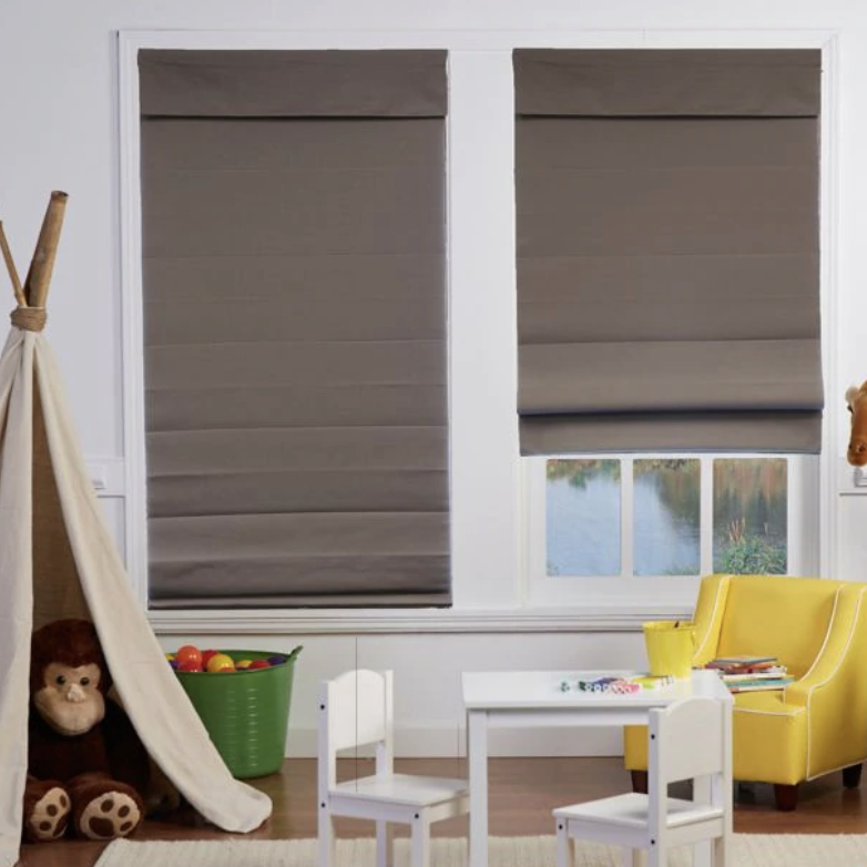 Real Simple Roman Shade BB&B