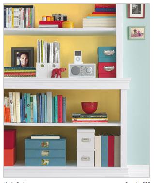book shelves modern