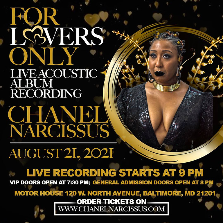 For Lovers Only: Live Acoustic Album Recording