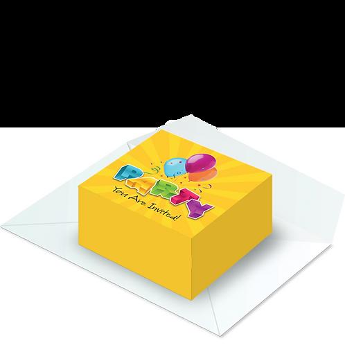 Party PopBox
