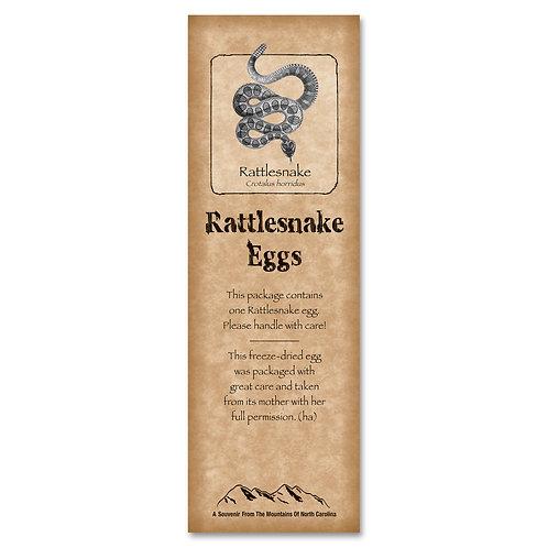 Rattlesnake Eggs Got Ya Card