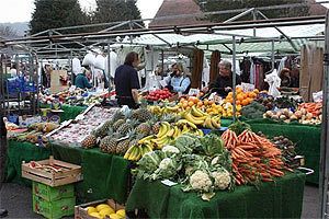 Bakewell market
