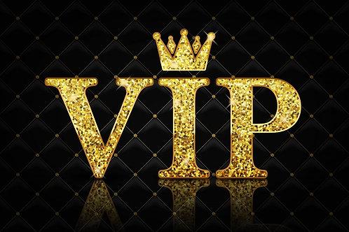Remerciements VIP