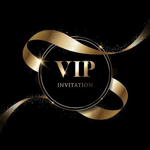 Place VIP pour du live !