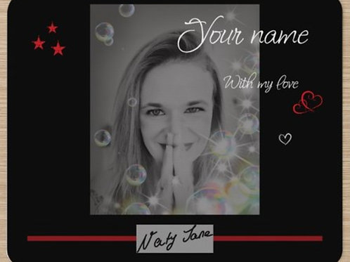 Tapis de souris Naty Jane