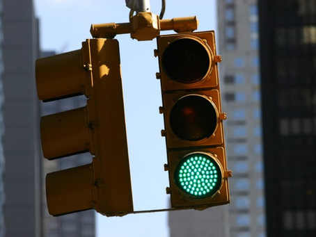 Turning Red Lights Green