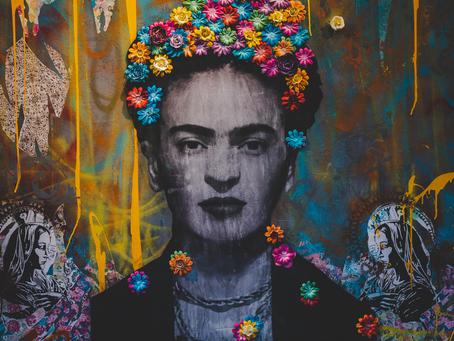 Frida Broke Things, Too
