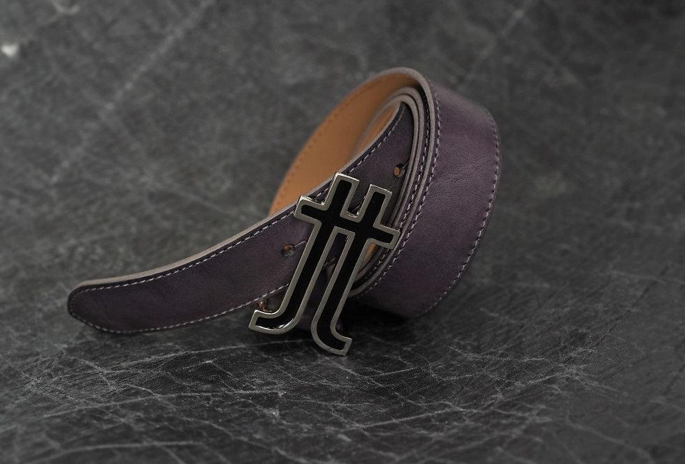 Purple Logo Belt