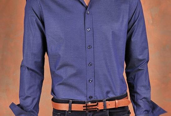 Cotton Shirt Slim