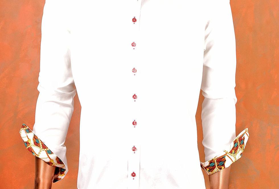 Design Shirt Slim-Fit