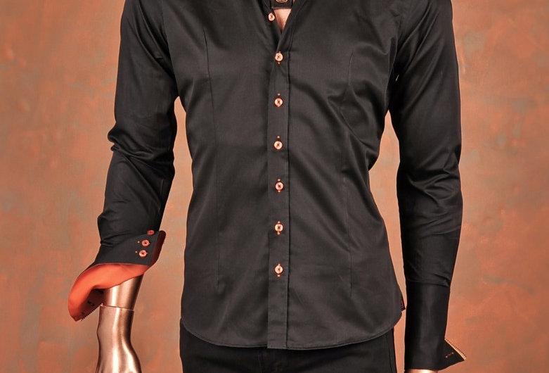 Cotton Shirt Slim-Fit